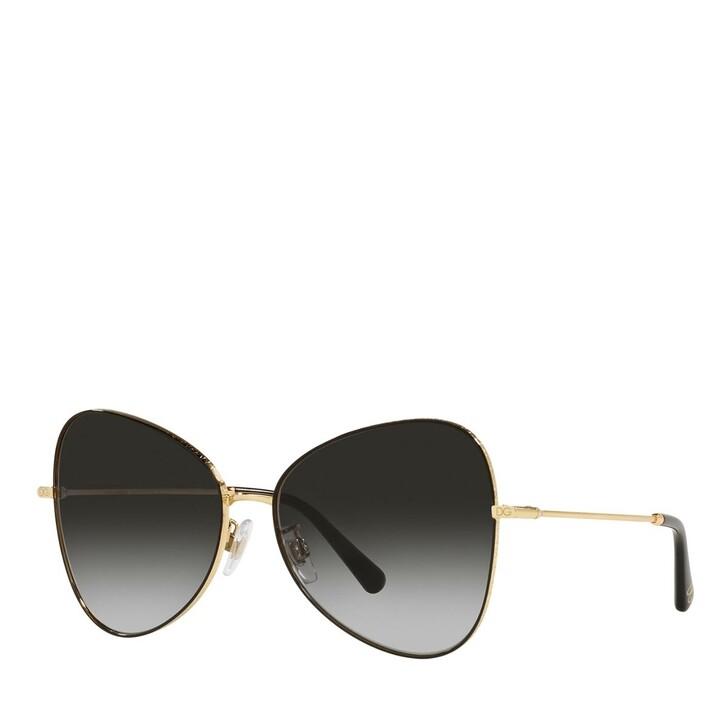 sunglasses, Dolce&Gabbana, 0DG2274 Gold/Black