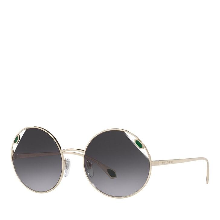 sunglasses, BVLGARI, 0BV6159 PALE GOLD