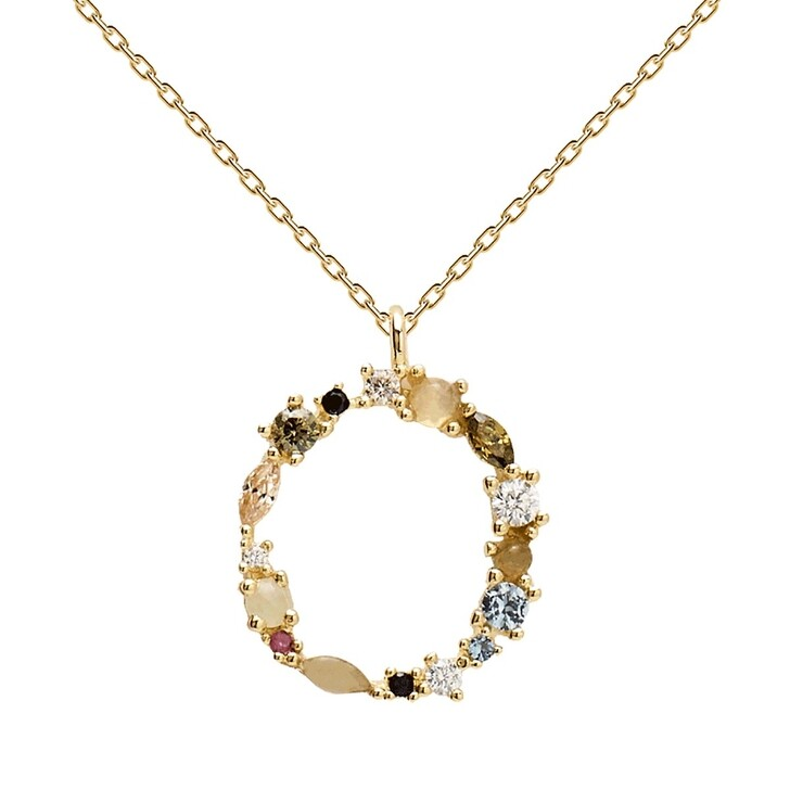 Kette, PDPAOLA, O Necklace Yellow Gold