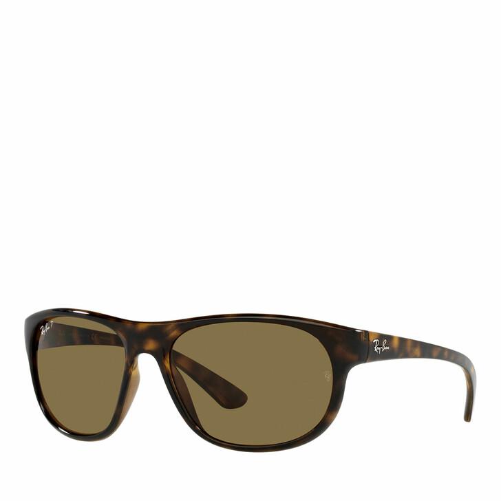 sunglasses, Ray-Ban, Unisex Sunglasses 0RB4351 Havana