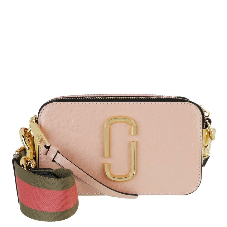 Handtasche, Marc Jacobs, Snapshot Small Camera Bag New Rose/Multi