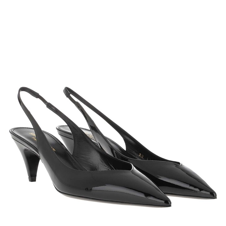 Schuh, Saint Laurent, High Heels Black