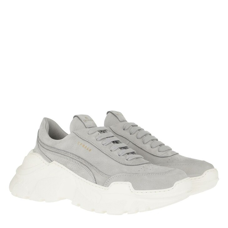 Schuh, Copenhagen, Sneakers Nubuk Light Grey