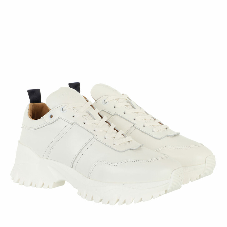 shoes, Tiger of Sweden, Afria L Sneakers Off White