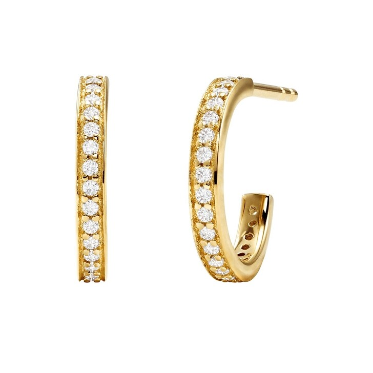 Ohrring, Michael Kors, MKC1177AN710 Premium Earrings Gold