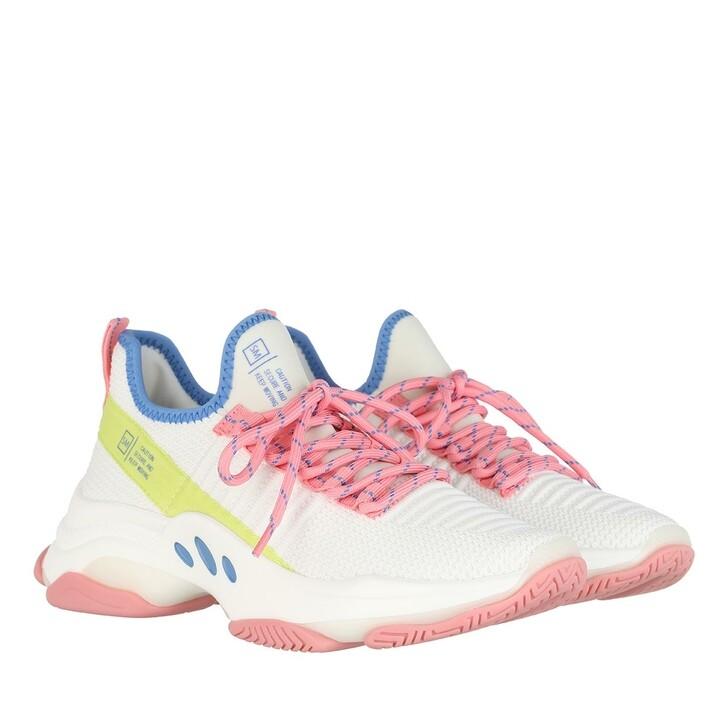 Schuh, Steve Madden, Mac Sneaker White Pink