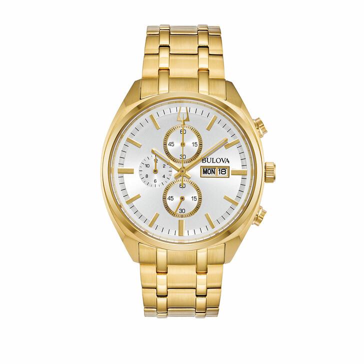 Uhr, Bulova, Classic Gold