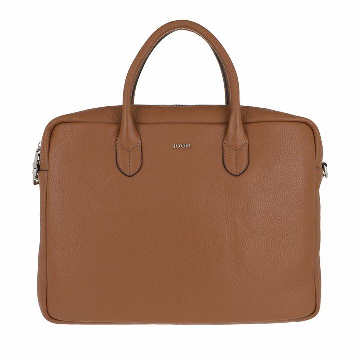 Handtasche, JOOP!, Chiara Hanni Businessshopper Cognac