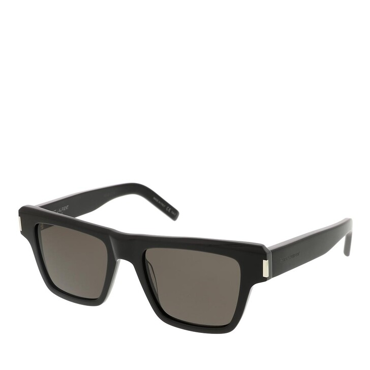 sunglasses, Saint Laurent, SL 469-001 51 Sunglass Man Acetate Black-Black-Black