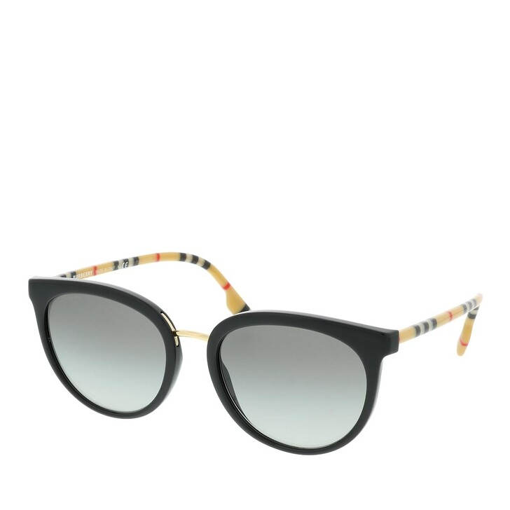 Sonnenbrille, Burberry, 0BE4316 385311 Woman Sunglasses Classic Reloaded Black
