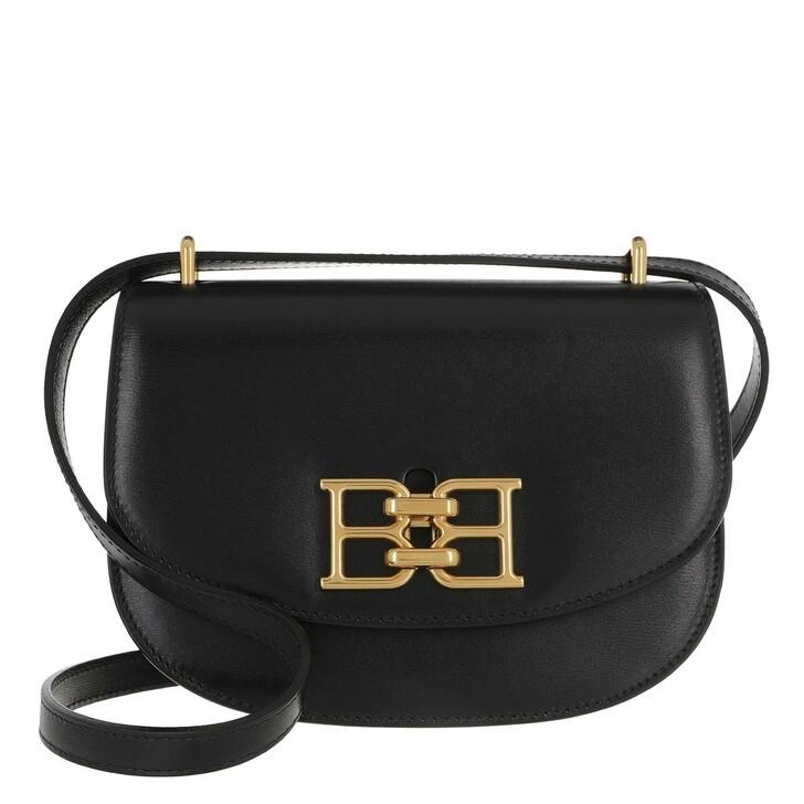 Handtasche, Bally, Baily Crossbody Bag Black
