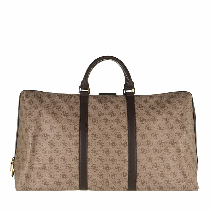 Handtasche, Guess, Vezzola Weekender Brown Ochre