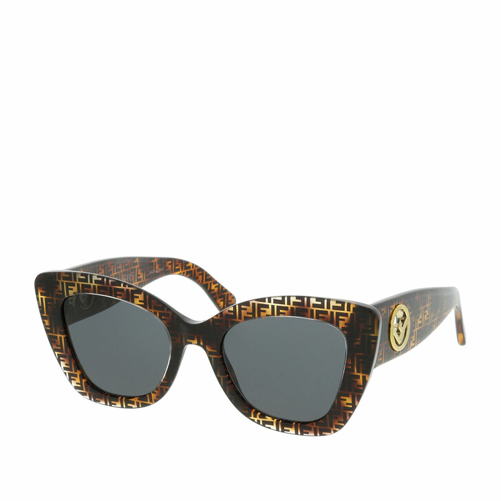sunglasses, Fendi, FF 0327/S Dark Havana
