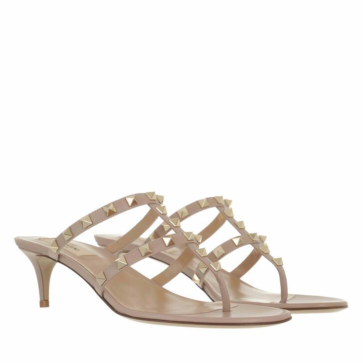 Schuh, Valentino Garavani, Sandals Poudre