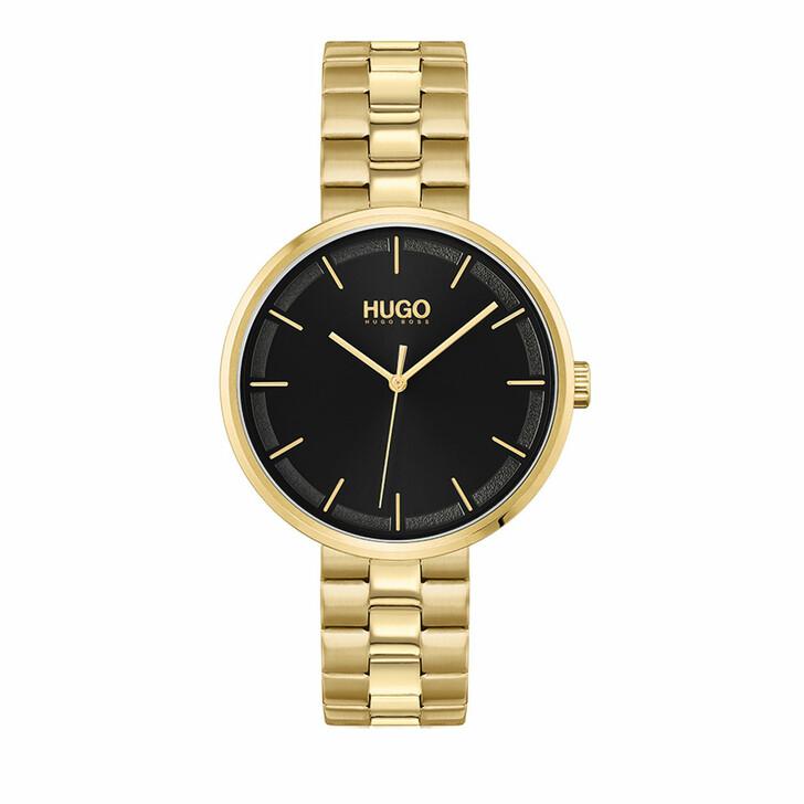 watches, Hugo, Watch Crush Gold