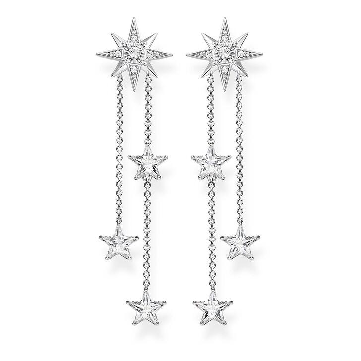 earrings, Thomas Sabo, Earrings Silver