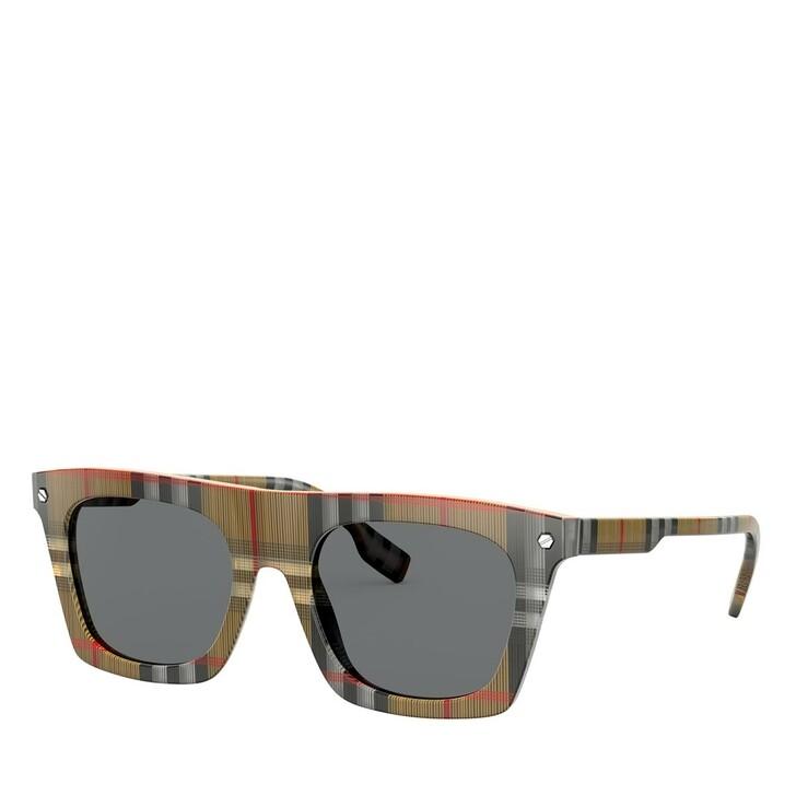 Sonnenbrille, Burberry, AZETAT MAN SONNE VINTAGE CHECK