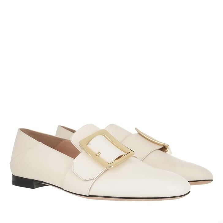 Schuh, Bally, Janelle Loafers Bone