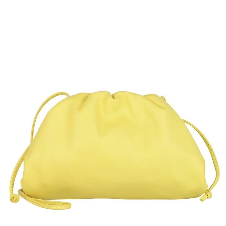 Handtasche, Bottega Veneta, The Mini Pouch Sherbert