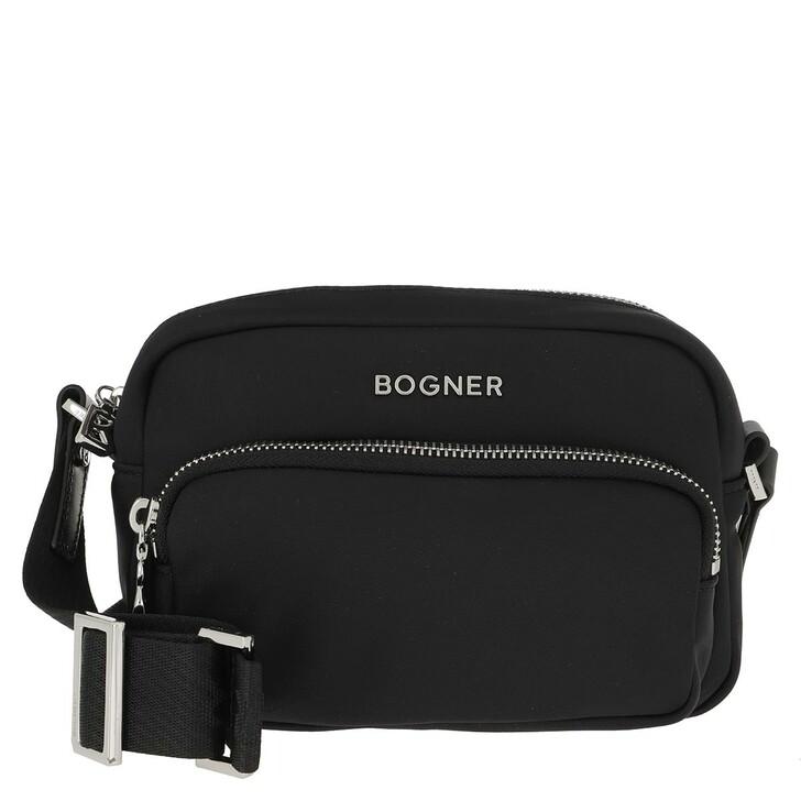 bags, Bogner, Klosters Lidia Shoulderbag Black