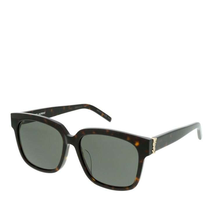 Sonnenbrille, Saint Laurent, SL M40/F-004 55 Sunglass WOMAN ACETATE HAVANA