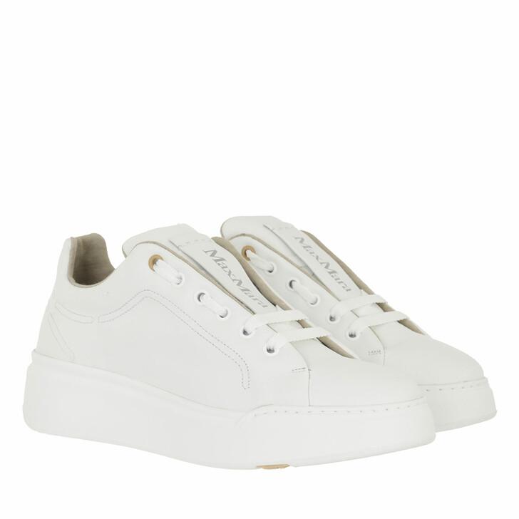 shoes, Max Mara, Maxiv Sneaker White