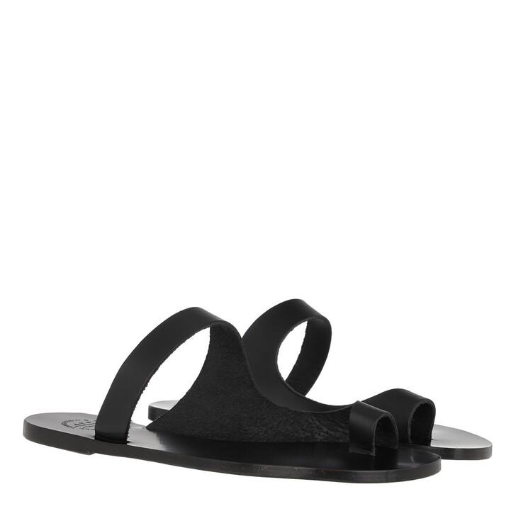 Schuh, ATP Atelier, Dina Sandals Black