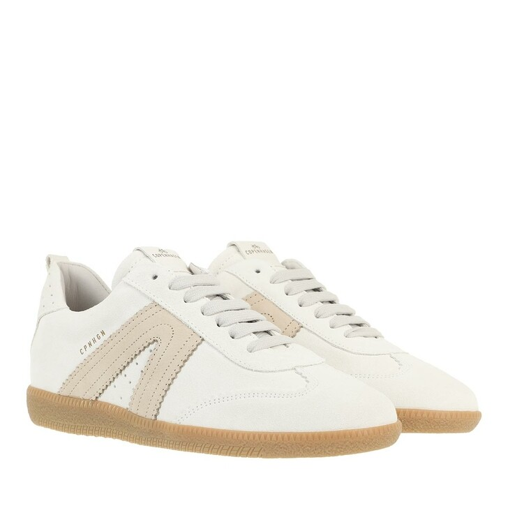 Schuh, Copenhagen, Sneakers Crosta White/Nature