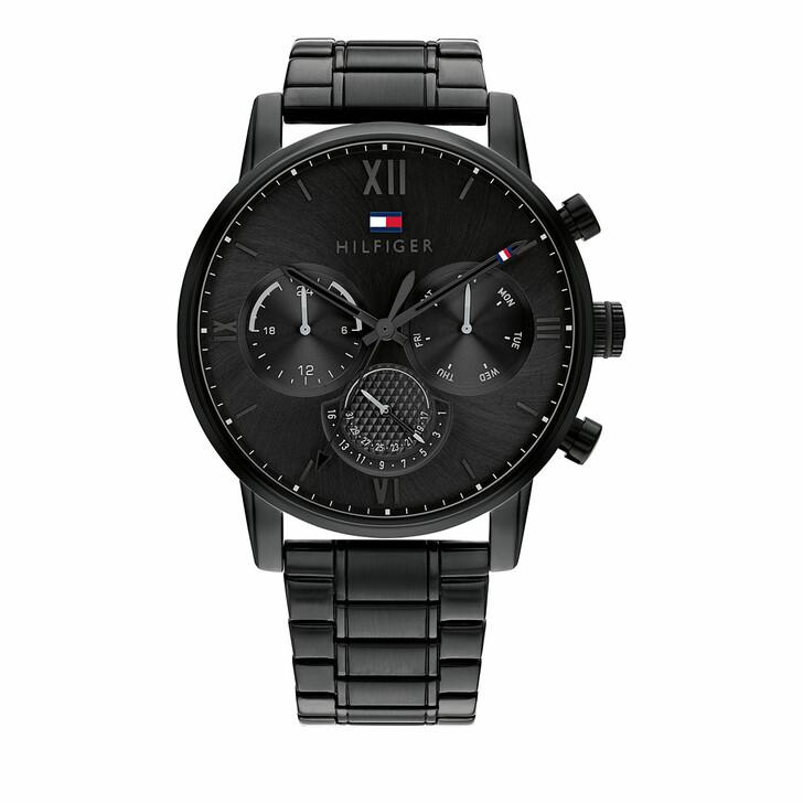 watches, Tommy Hilfiger, Watch Dress Black