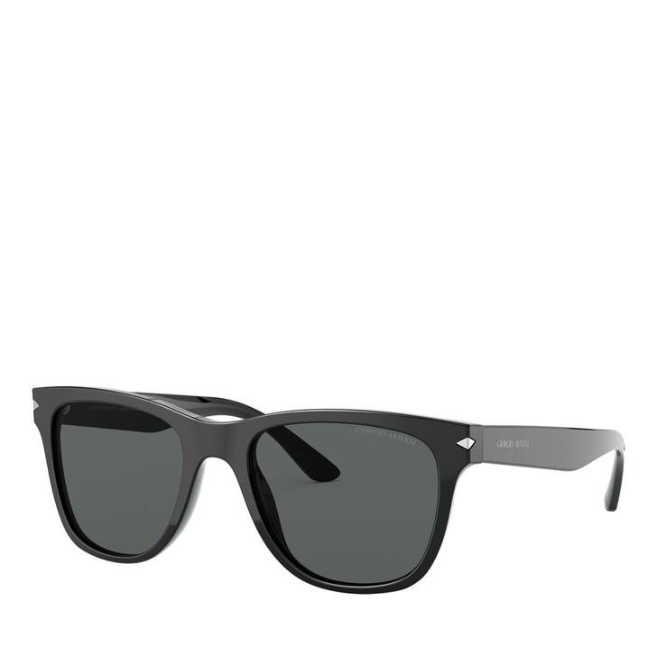 Sonnenbrille, Giorgio Armani, 0AR8133 Black