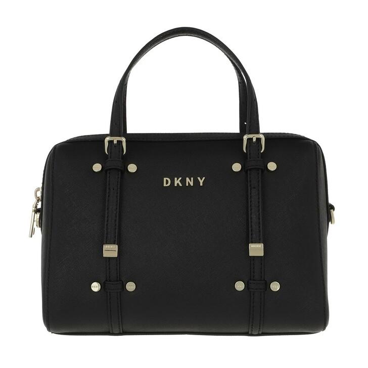 bags, DKNY, Bo Small Barrel Blk/Gold