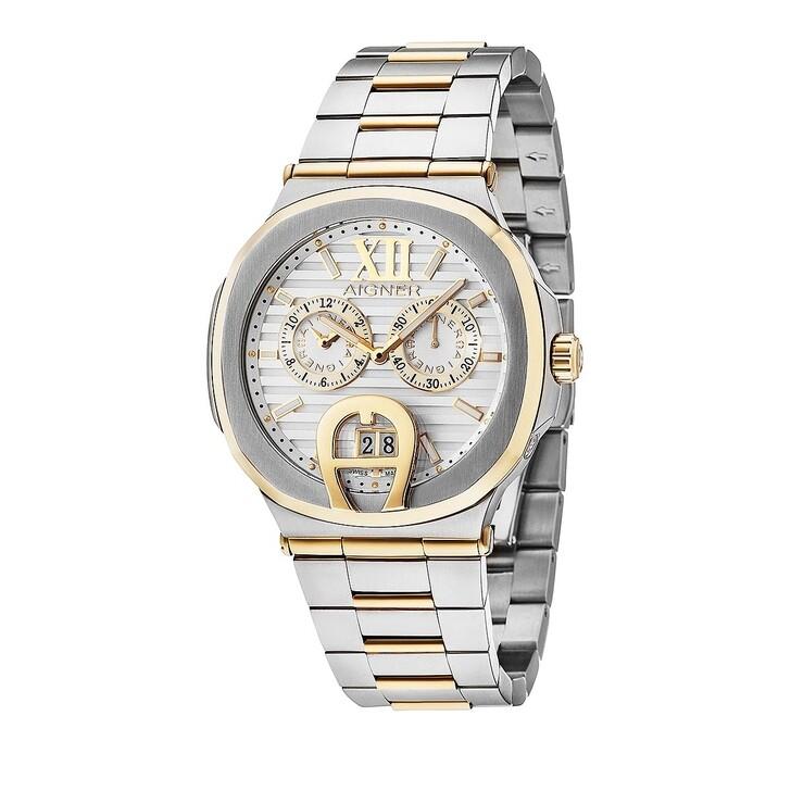 Uhr, AIGNER, TAVIANO Watch Silver