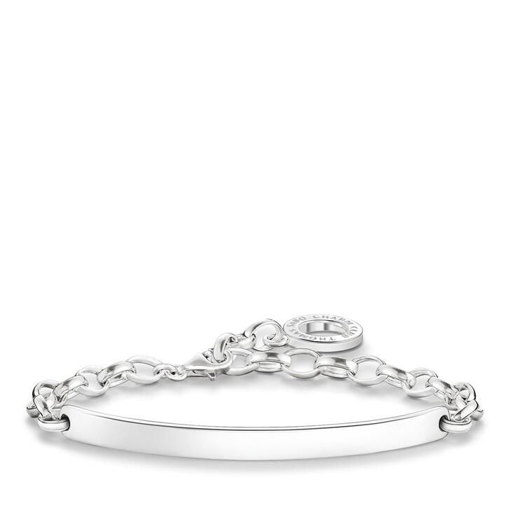 bracelets, Thomas Sabo, Charm Bracelet Classic Silver