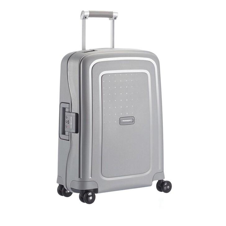 Reisetasche, Samsonite, Cure Trolley Silver