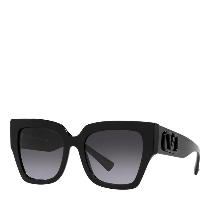 sunglasses, Valentino, 0VA4082 BLACK