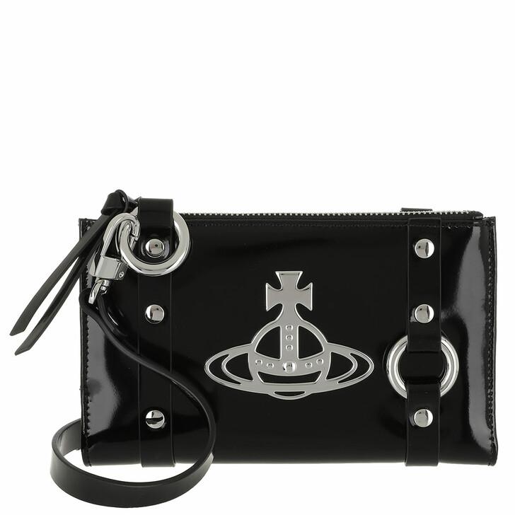 Handtasche, Vivienne Westwood, Betty Crossbody Bumbag Black