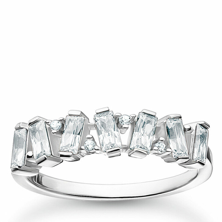 rings, Thomas Sabo, Ring Silver
