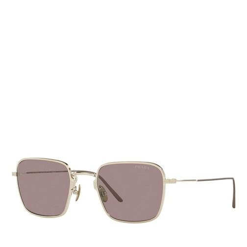 prada -  Sonnenbrille - 0PR 54WS - in gold - für Damen