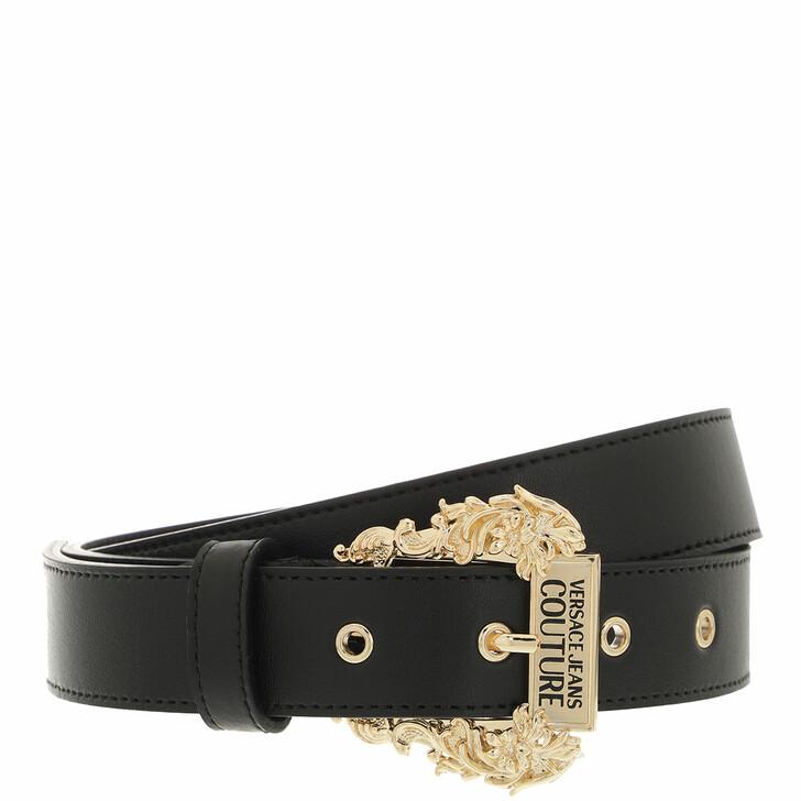 belts, Versace Jeans Couture, Belts Black