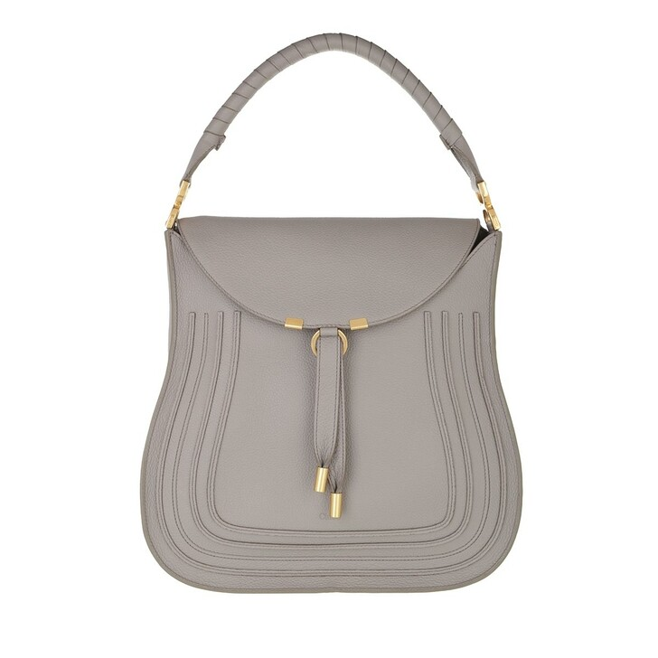 bags, Chloé, Marcie Tote Bag Leather Cashmere Grey