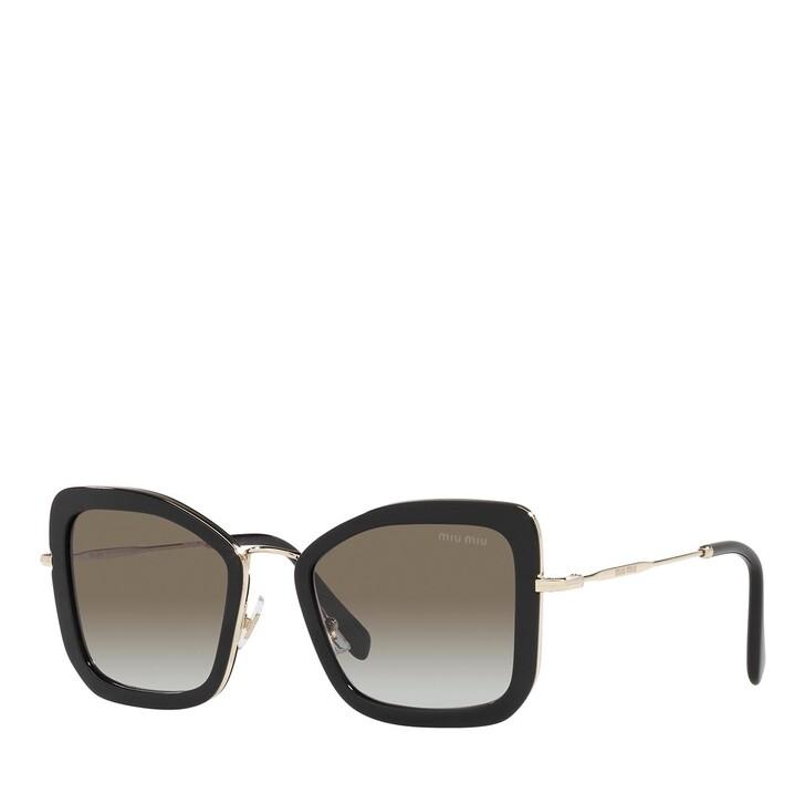Sonnenbrille, Miu Miu, 0MU 55VS BLACK