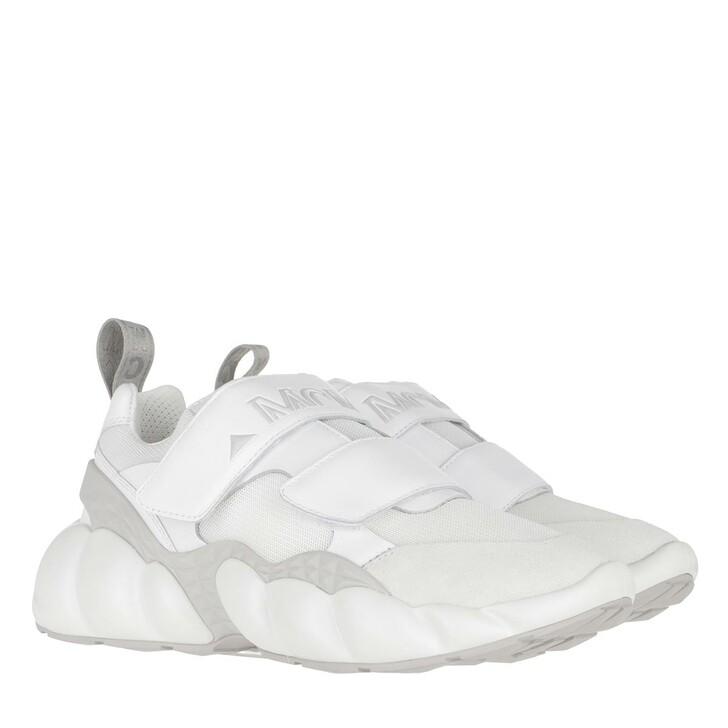 Schuh, MCM, Himmel Milano Sneakers White