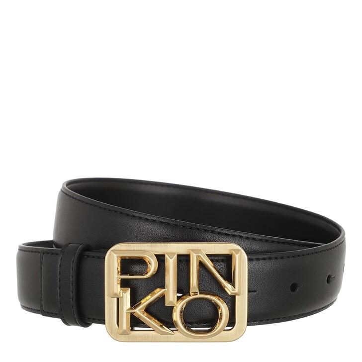 Gürtel, Pinko, Anthea Simply Belt Black
