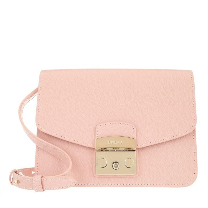 Handtasche, Furla, Metropolis S Crossbody Candy Rose