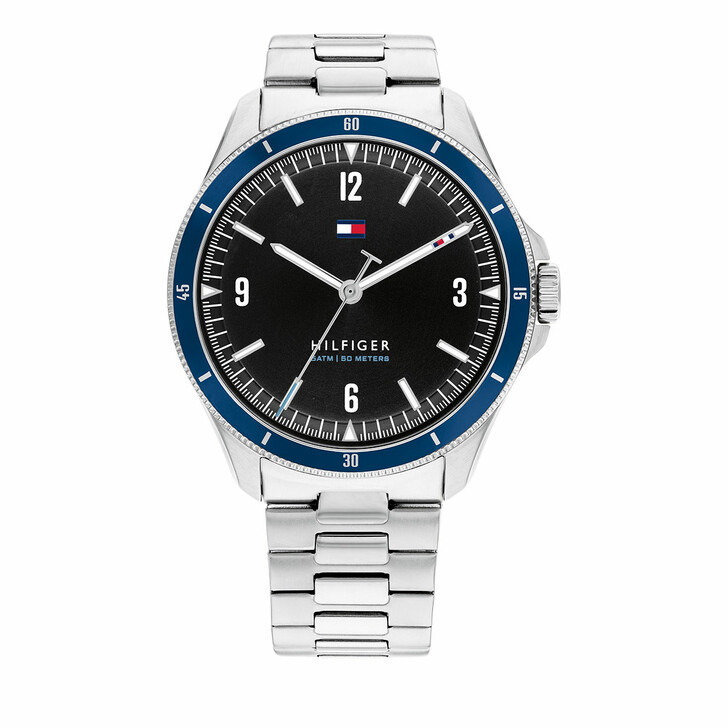 watches, Tommy Hilfiger, Watch Casual Silver