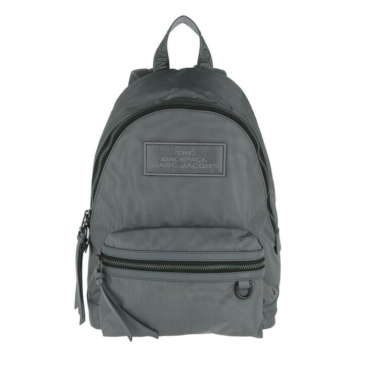 Reisetasche, Marc Jacobs, The Medium Backpack DTM Dark Grey