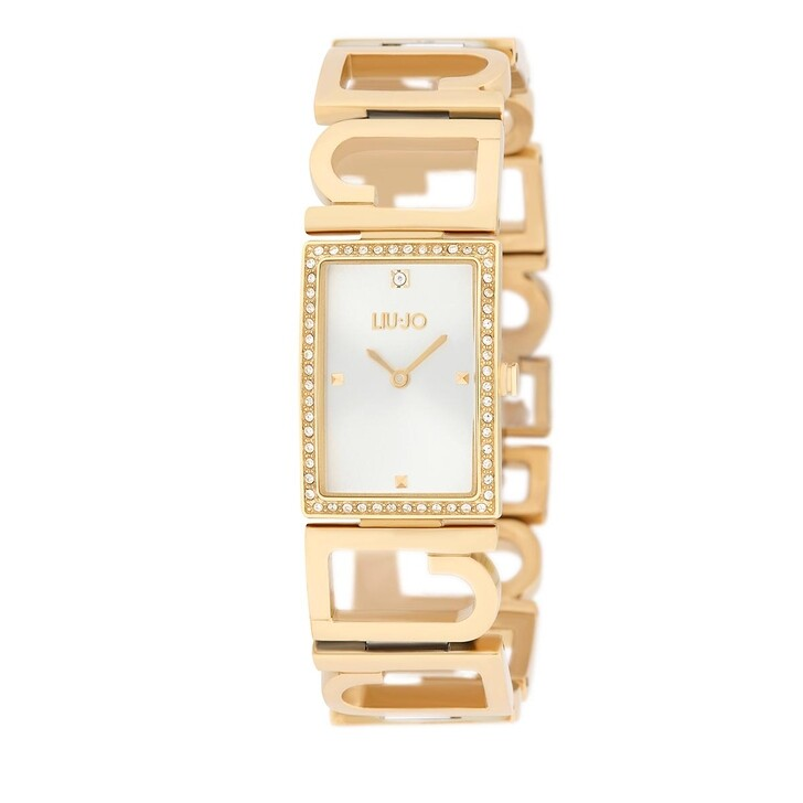 Uhr, LIU JO, TLJ1818 Alma Quartz Watch Yellow gold