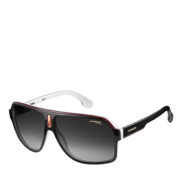 sunglasses, Carrera, CARRERA 1001/S BLACK WHITE