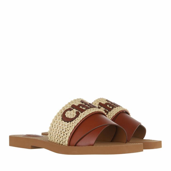 shoes, Chloé, Flat Sandals