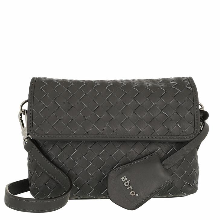 bags, Abro, Crossbody Bag ANNIE small  Grey
